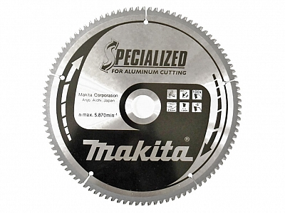 MAKITA SPECIALIZED piła tarczowa do aluminium 250mm/100z/30mm