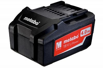 METABO akumulator 18V 4,0Ah Li oryginał