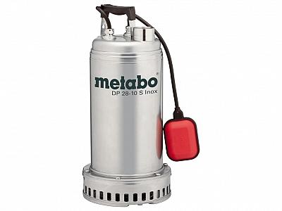 METABO DP 28-10 S INOX pompa do wody brudnej