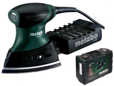 METABO FMS 200 DELTA szlifierka oscylacyjna walizka