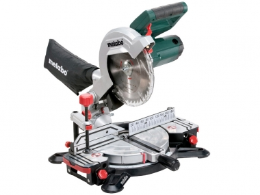 METABO KS216M ukośnica pilarka piła laser