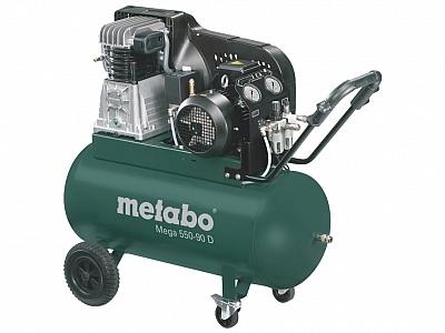 METABO MEGA 550-90D sprężarka kompresor 90L 400V