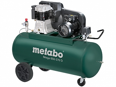 METABO MEGA 650-270D sprężarka kompresor 270L 400V