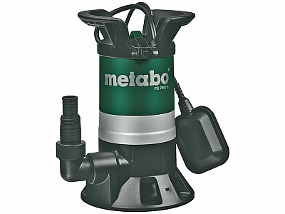 METABO PS7500S pompa zanurzeniowa do wody brudnej