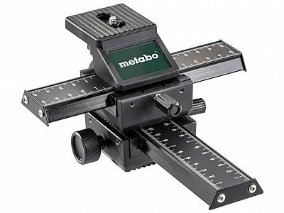 METABO uchwyt regulowany podstawa tyczka laser