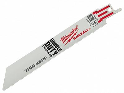 MILWAUKEE brzeszczot szablasta metal 15cm