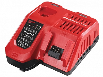 MILWAUKEE M12-18FC ładowarka do akumulator 12V 18V