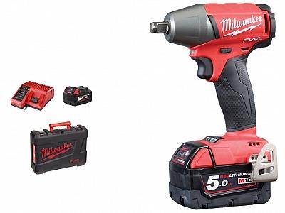 MILWAUKEE M18 FIWF12-502X klucz udarowy 300Nm 5Ah