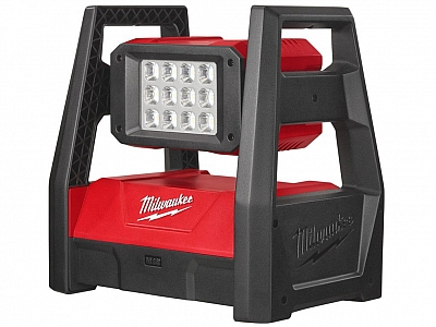 MILWAUKEE M18 HAL lampa LED 18V/230V