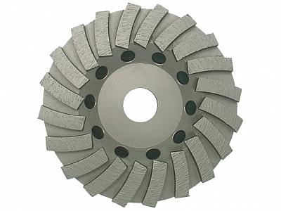 NORTON CG TURBO  tarcza diamentowa garnkowa 180mm