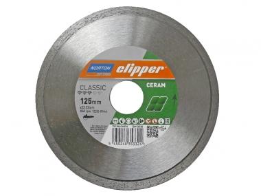 NORTON CLASSIC CERAM tarcza diament 125mm