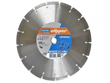 NORTON CLASSIC UNI tarcza diament 300mm