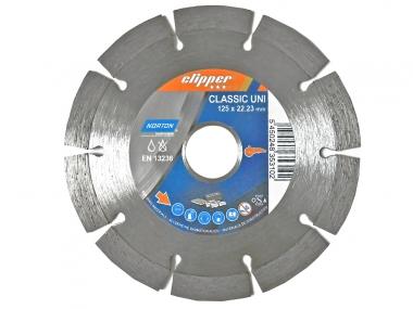 NORTON tarcza diament CLASSIC UNI 125mm