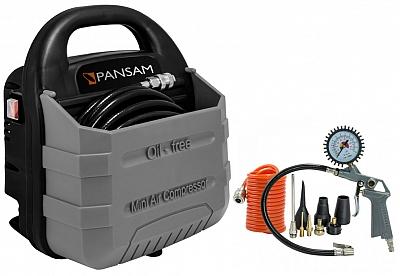 PANSAM A077012 sprężarka kompresor bezolejowy 8bar