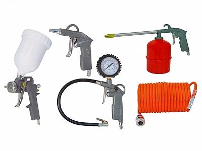 PANSAM A532009 pistolet do malowania pompowania