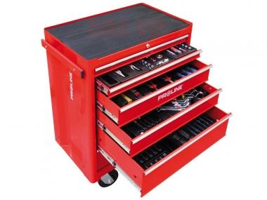 PROLINE 33109 szafka narzędziowa wózek 174 el. 5sz