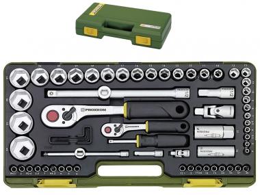 PROXXON 23286 klucze nasadowe grzechotka x65 zestaw