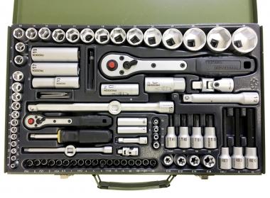 PROXXON 23640 zestaw kluczy nasadki 86el