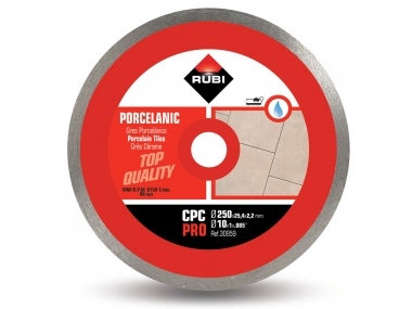 RUBI CPC 250 PRO tarcza diamentowa gresu