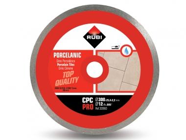 RUBI CPC 300 PRO tarcza diamentowa gresu