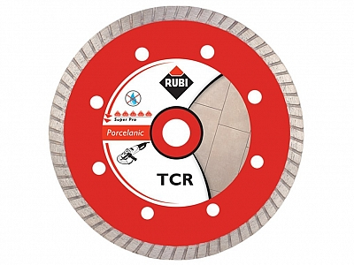 RUBI TCR 180 tarcza diamentowa gres 180mm