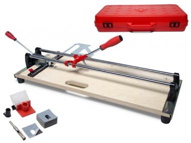 RUBI TF66 maszynka przecinarka glazury 66cm walizka + GRATIS