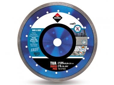 RUBI TVA 125 PRO tarcza diamentow do gres