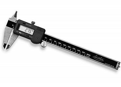 SCALA suwmiarka 150mm INOX elektroniczna