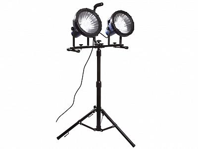 SCHWABE lampa reflektor statyw 2x36W