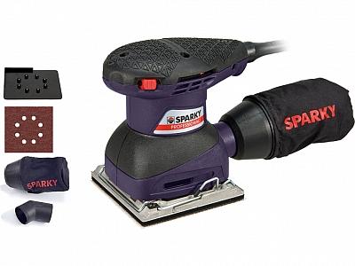 SPARKY MP 250 szlifierka oscylacyjna 250W 108x112