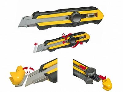STANLEY 10-417 nóż ostrze łamane 18mm