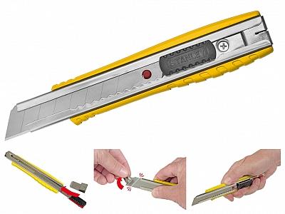STANLEY 10-421 nóż ostrze łamane 18mm