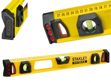 STANLEY 43-553 poziomica 60cm 3libelle