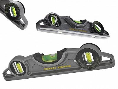 STANLEY 43-609 poziomica  245mm 3 libelle