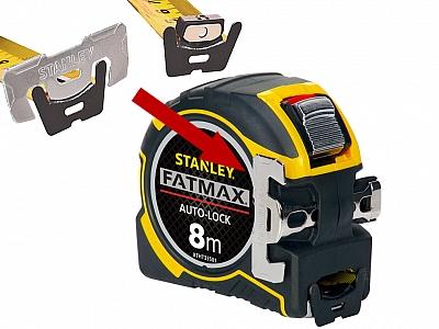 STANLEY Autolock 33-501 miara zwijana stalowa 8m