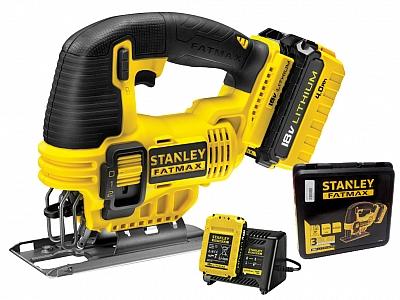 STANLEY FMC650M2 wyrzynarka 18V 4,0Ah