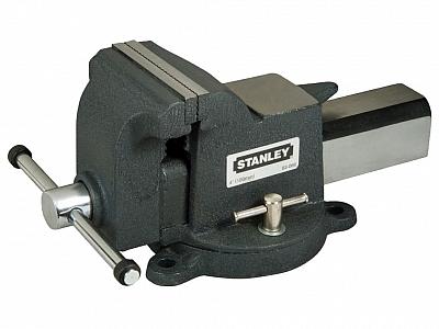 STANLEY imadło ślusarskie obrotowe 95/125mm 83-067
