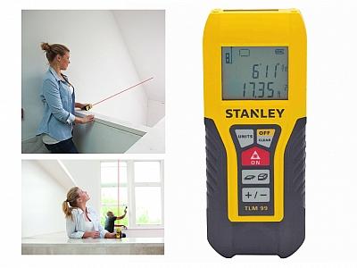 STANLEY TLM99 dalmierz laserowy miernik miara 30m