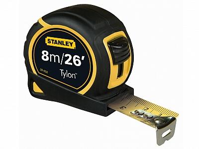 STANLEY TYLON 8m miara zwijana metry/cale 30-656