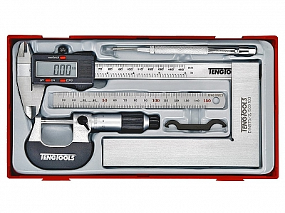 TENGTOOLS PAK zestaw suwmiarka mikrometr