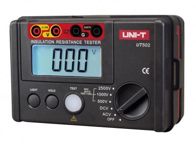 UNI-T UT502 miernik rezystancji izolacji