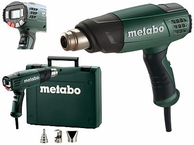 METABO HE 23-650 opalarka 2300W / 650C LCD walizka