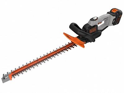 BLACK&DECKER GTC5455PC nożyce do żywopłotu 60cm 18/54V 1,5Ah