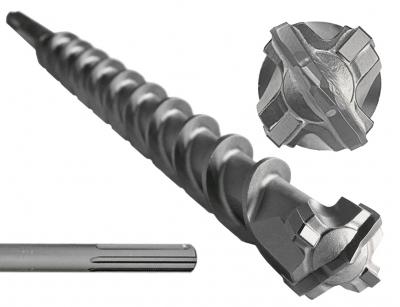 BOSCH MAX-7 wiertło udarowe do betonu SDS-Max M7