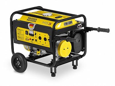 WACKER NEUSON MG3 agregat prądotwórczy 3,0 kW