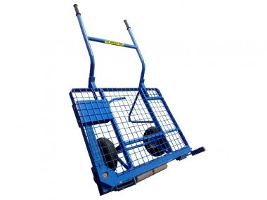 JAZON wózek transportowy brukarski KRAB800