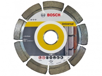 BOSCH tarcza diament beton PROF UNI 115mm