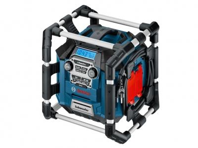 BOSCH GML 20 odbiornik radiowy radio budowlane