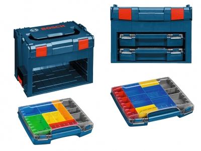 BOSCH walizka skrzynka organizer L-BOXX 306 SET-3