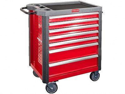 PROLINE 33115 szafka narzędziowa wózek 211 el. 7sz
